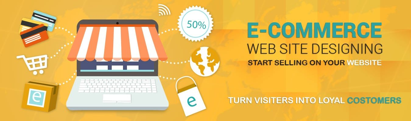 E-Commerce Website Designing soluitons By Basant Mallick