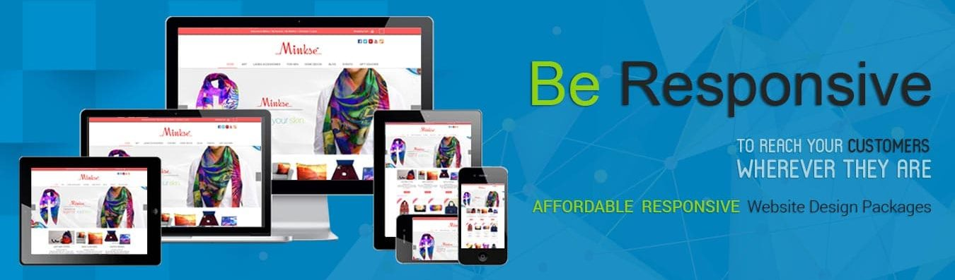 Responsive Website Designing Solution By Basant Mallick