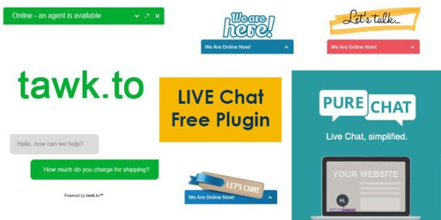 How to integrate live chat in website