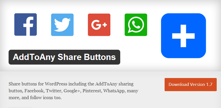 Add Social Sharing Buttons to Your WordPress Website
